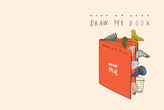 Draw My Book