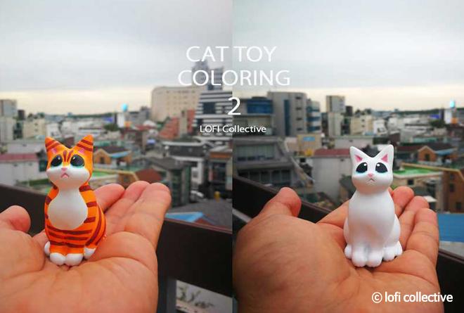 [1DAY] 뜻밖의 토이 : 고양이 춘춘