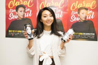 Clara C Live in Seoul