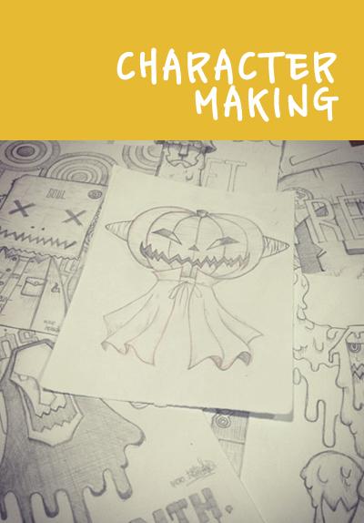 Character making
