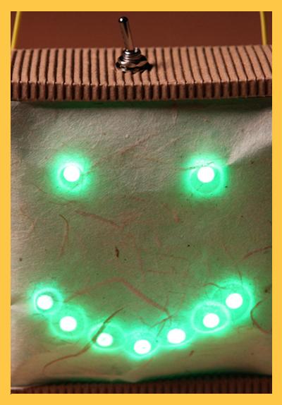 일상을 빛내는 LED _ 미디어아트
