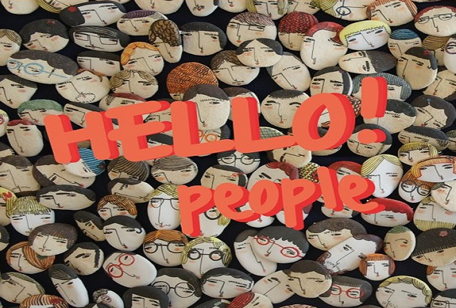 민은희 개인전〈HELLO! people〉