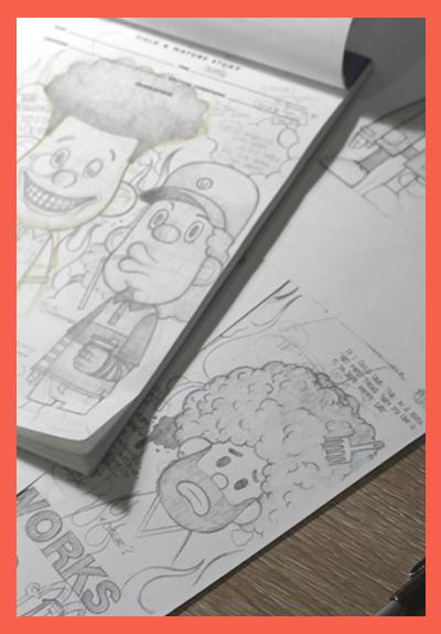 UpTeMPO의 오리지널 캐릭터 레벨 업!