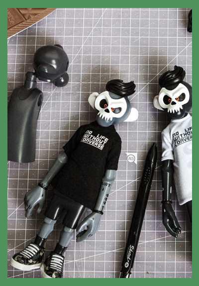 Design Toy Workshop _ 디자인 피규어 제작