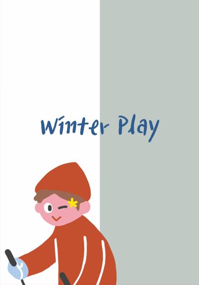 <Winter Play>